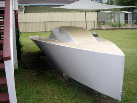 Buy Wooden boat plans stitch and glue construction ~ Clint