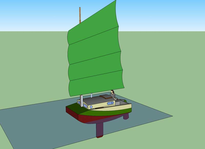 Duckworks - Homemade Wood Stove For a Small Boat