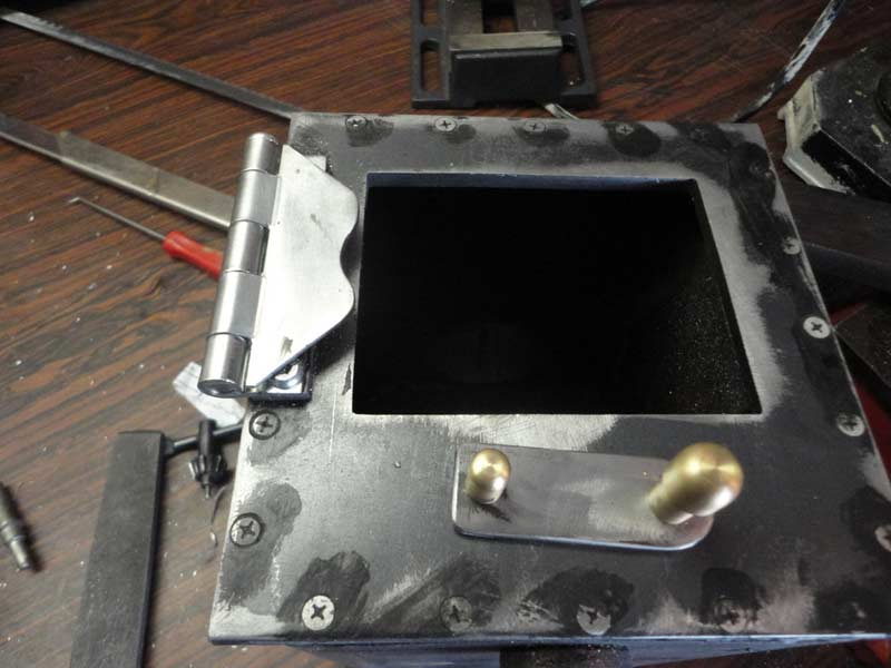 Duckworks Homemade Wood Stove For A Small Boat